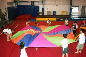 Birthday Parties Legends Gymnastics